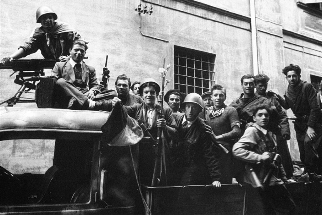 Partigiani a Milano, 29 aprile 1945